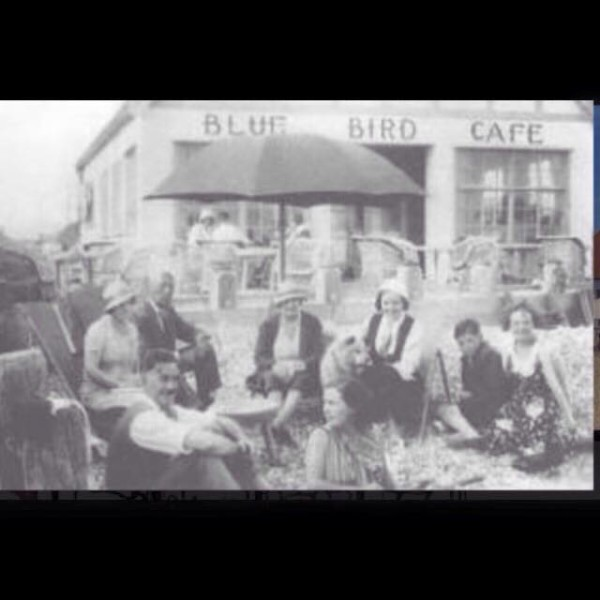 The Bluebird a few years ago